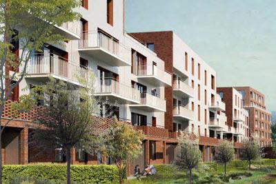 programme immobilier neuf en loi Pinel à Lille