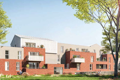programme immobilier neuf en loi Pinel à Seclin (59139) près de Lille