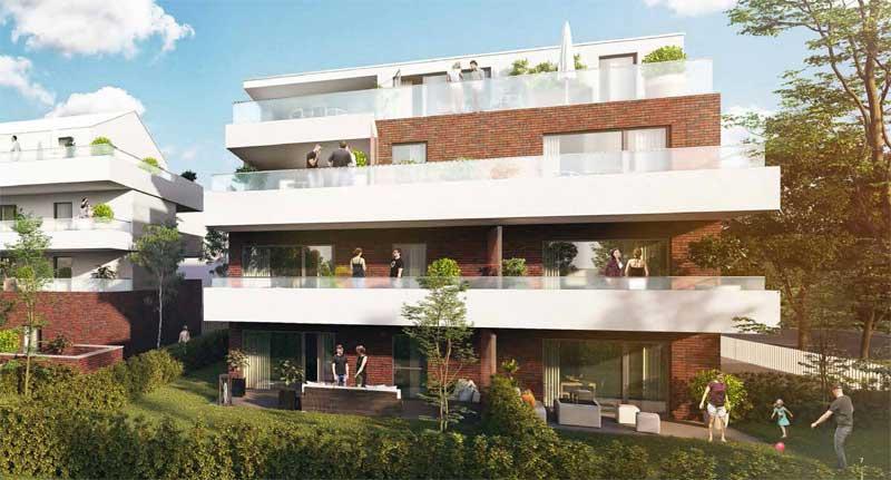 Programme immobilier neuf à Seclin