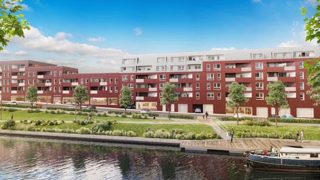 Programme immobilier en loi Malraux à Lille